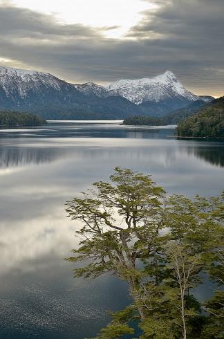 Lago Espejo, otra más