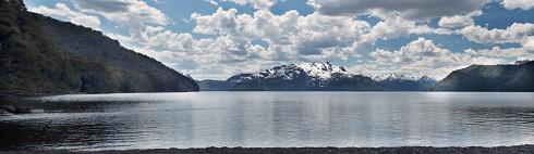 3 Horizontales: Lago Tromen