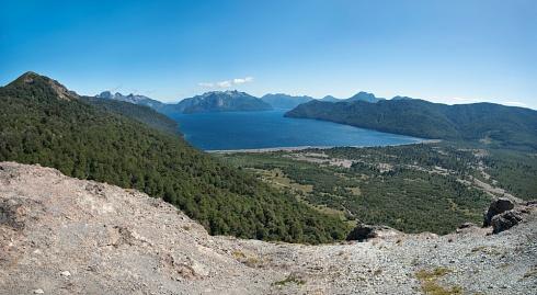 Mirador del Lago Tromen