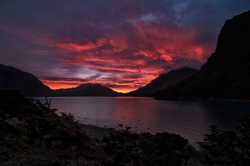 Lago Burmeister -PN Perito Moreno