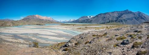 Lago y Río Volcán - PN Perito Moreno