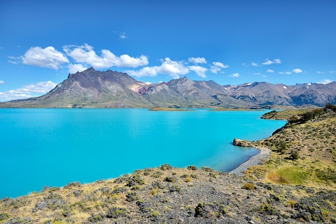 Lago Belgrano, PN Perito Moreno, Santa Cruz