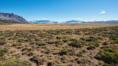 Laguna del Mie-PN Perito Moreno - Santa Cruz