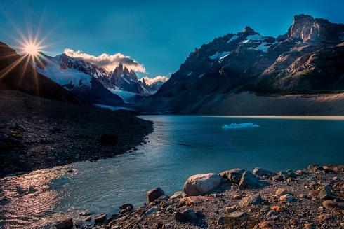 Lago y Cerro Torre