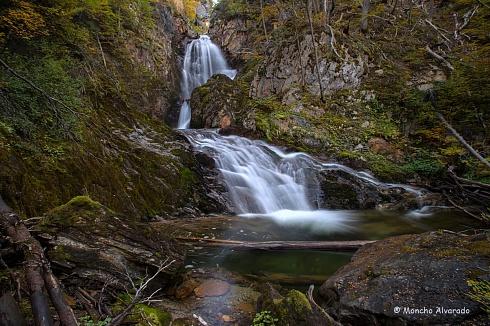 Cascada del Cerro Alvear