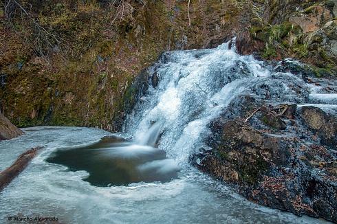 Cascada del Alvear