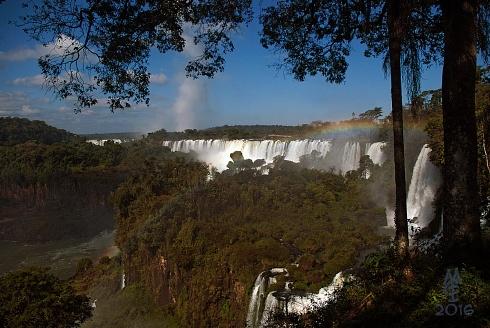 Punto Panorámico Cataratas del Iguazú