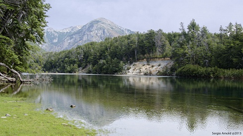 Río Arrayanes (PN Los Alerces)