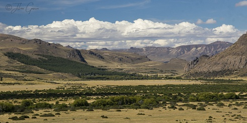 Paisaje Patagonico