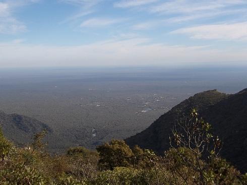 Vista desde el Camino de Los T�neles, C�rdoba