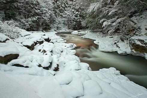 El Pipo en invierno
