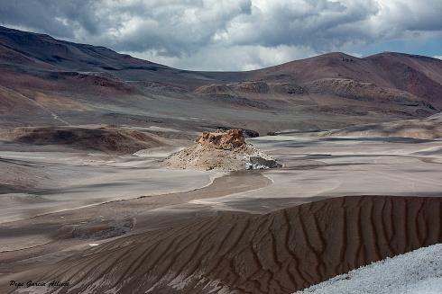 Corona del Inca - Nacientes Río Veladero