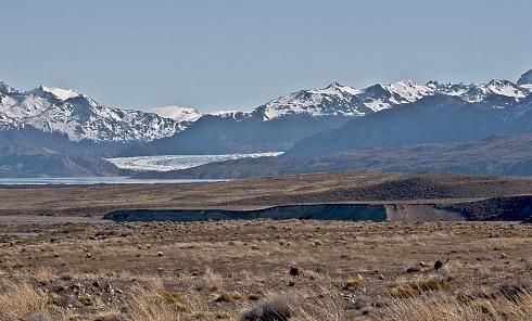 El Glaciar Viedma vino con yapa