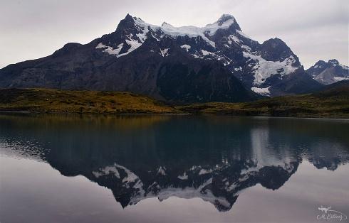 Reflejos del Paine