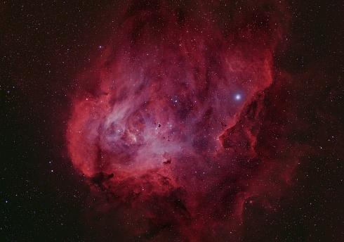 Nebulosa de Lambda Centauri