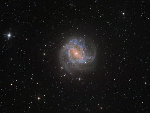 Galaxia M83